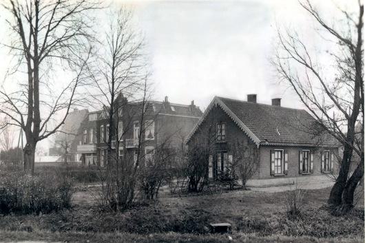 De oude boerderij