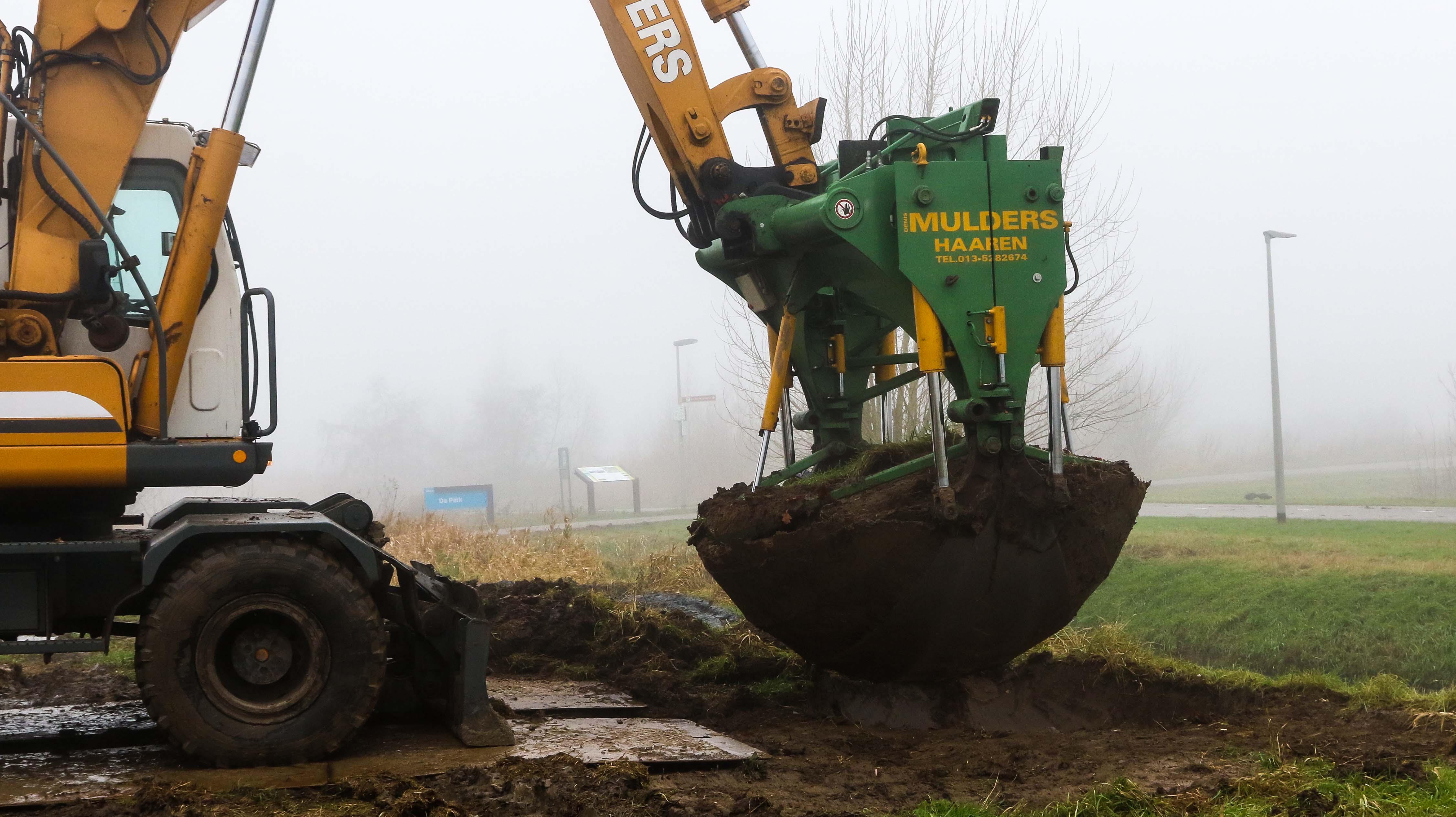 Hoefakker bomen verplaatsen Arnhem (2)