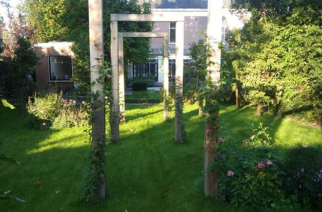 Tuinaanleg Landelijke Tuin Zuiderwijk Hoefakker