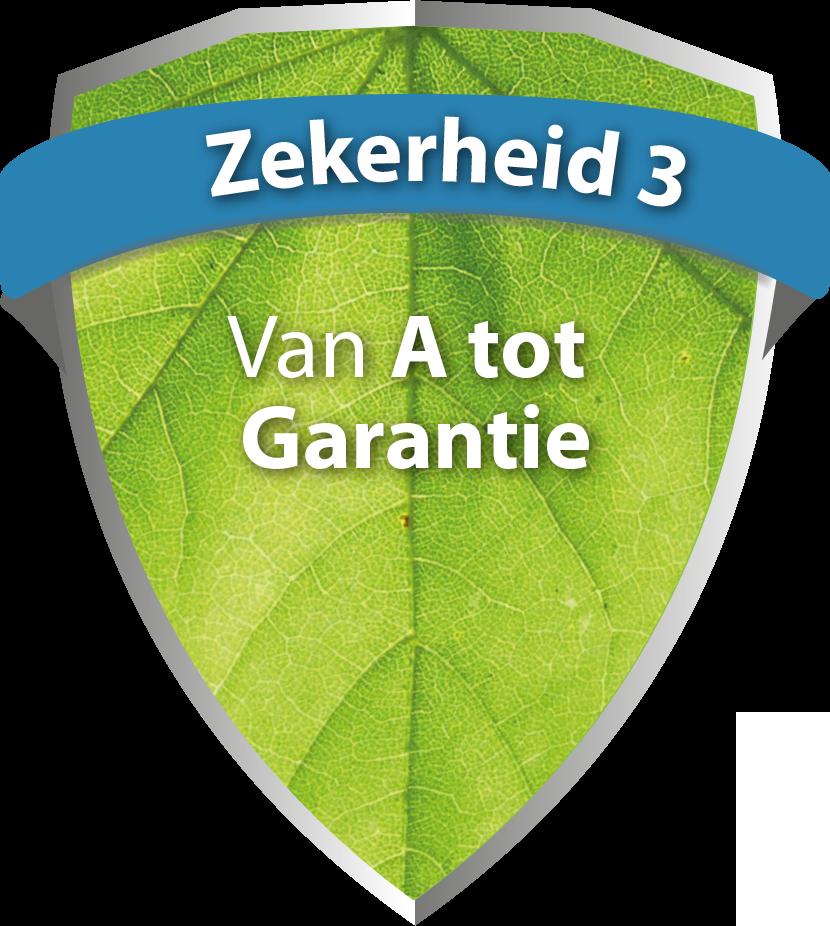Zekerheid 3 - Van A tot Garantie