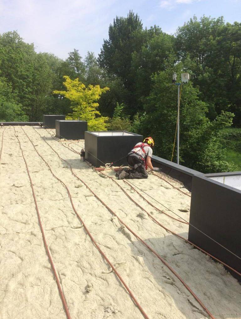 Hoefakker buitenruimte groene daken Claris Zorgvilla Steinenburgh De Bilt (2) m