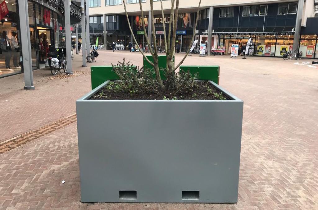 Selectie Hoefakker buitenruimte meubilair en boombakken (3) m