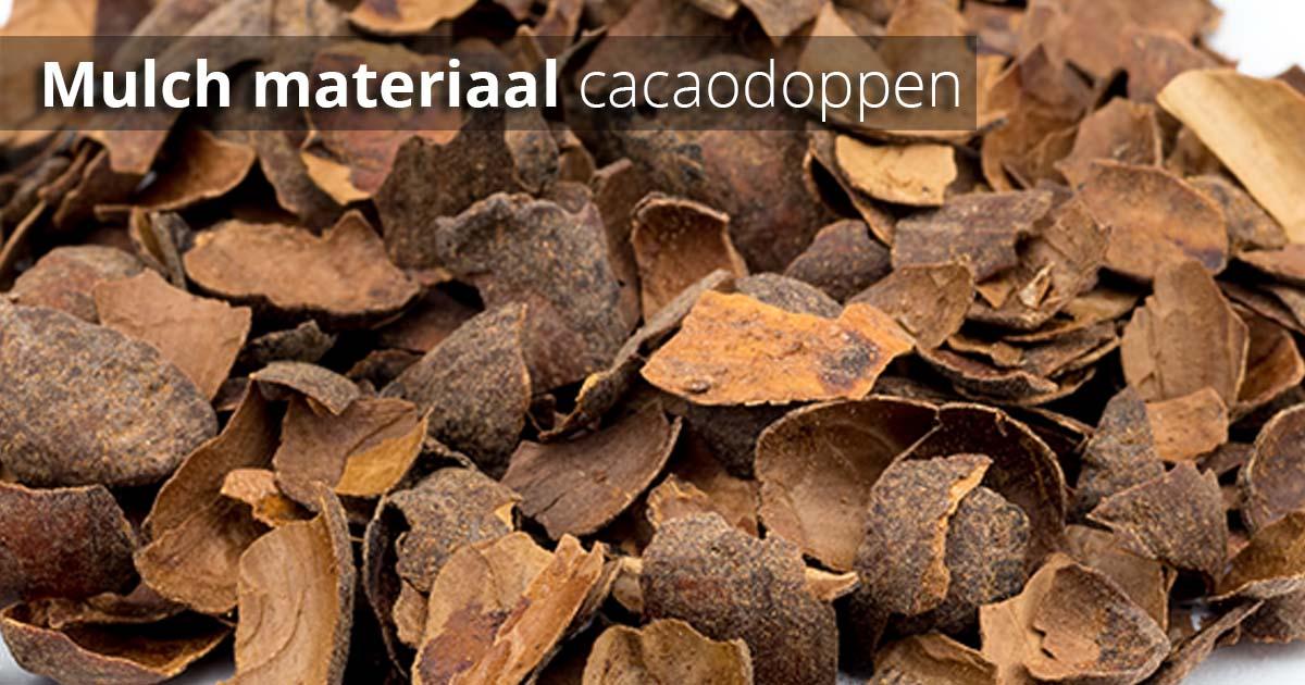 Hoefakker Tuinonderhoud oktober soorten mulch2 cacaodoppen