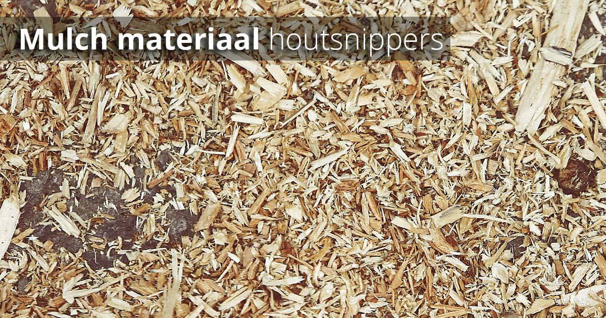 Hoefakker Tuinonderhoud oktober soorten mulch2 houtsnippers