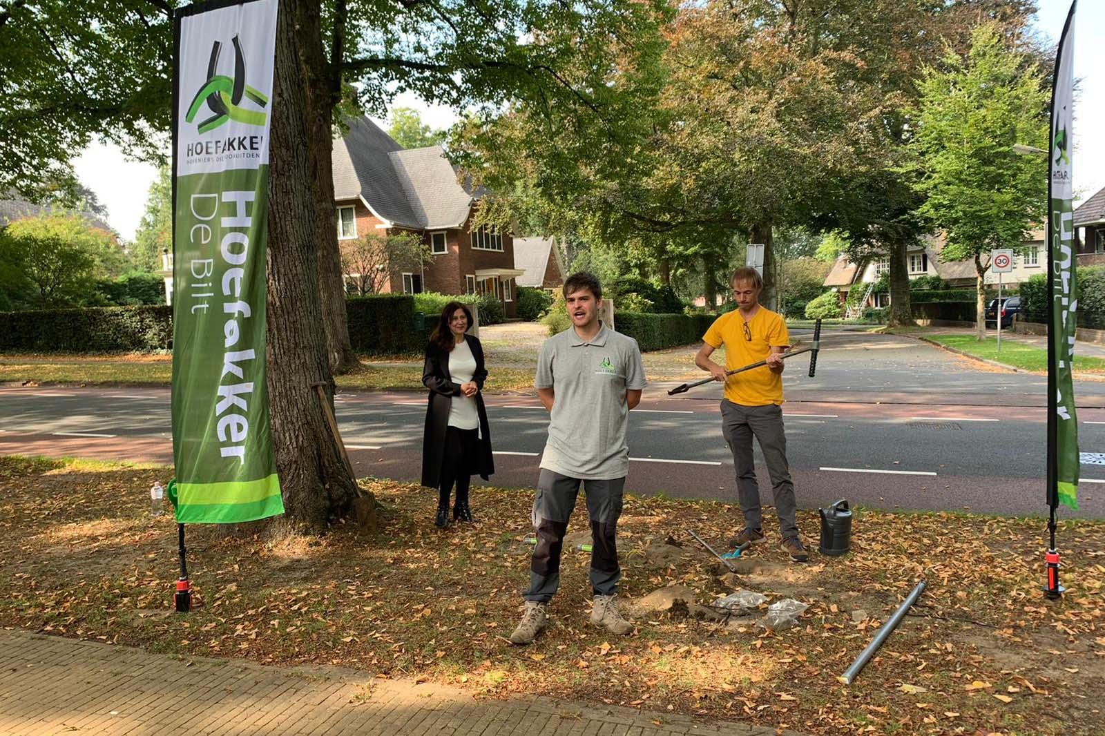 Hoefakker levert Smart City oplossing EU project SCOREwater Amersfoort